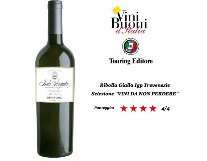 Ribolla Gialla - Vini Buoni d'Italia